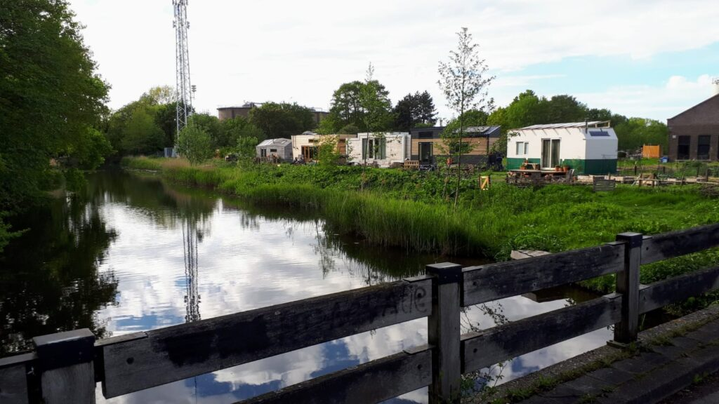 foto van Tiny Houses in Alkmaar